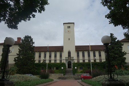 The International Library of African Music is located at Rhodes University
