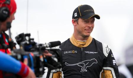 André Lotterer joined TECHEETAH for the 2017/18 Formula E season