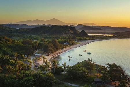 Selamat Pagi, Kuta Lombok