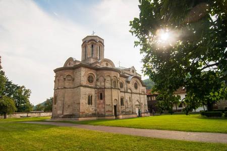 Ljubostinja monastery, Trstenik, Serbia