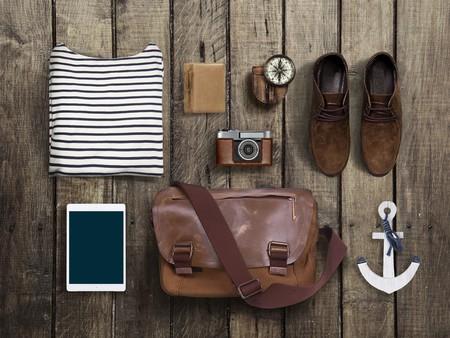 The Breton stripe is always in fashion