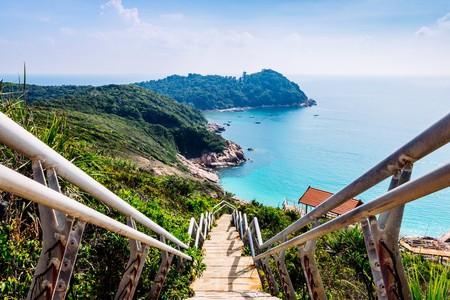 View of Pulau Perhentian