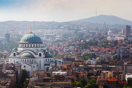 St. Sava, Belgrade, Serbia