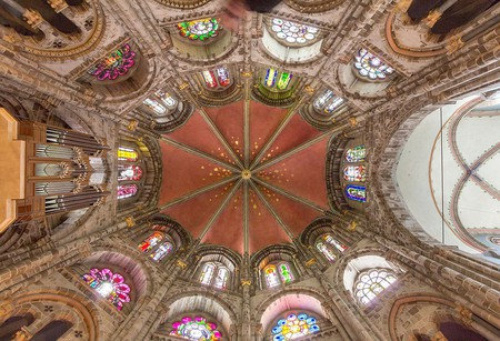 Look up when you're visiting St. Gereon