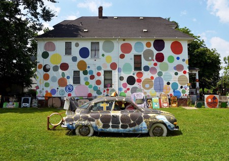The Dotty Wotty House, The Heidelberg Project