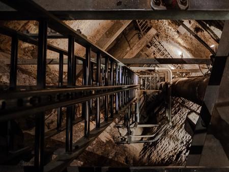 The tunnels below Fremantle Prison