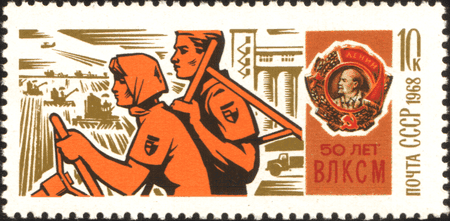 The Soviet government saw women's domestic duties as a socialist issue.