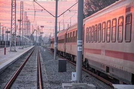 Trains in Bulgaria