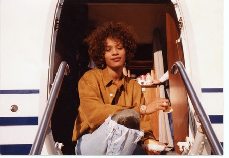 Whitney Houston, one of the best-selling artists of all time