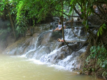 Klong Thom Hot Springs in Krabi