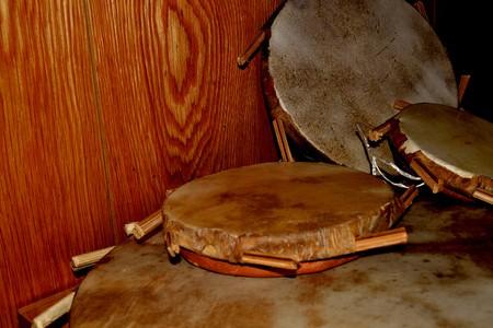 The Yoruba instrument, Sakaras