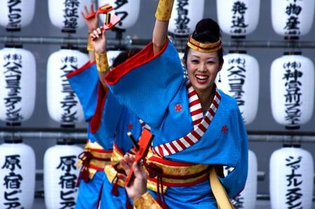 Yosakoi Festival: Summer is festival season