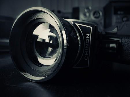 An 8mm camera for adventurous filmmakers.