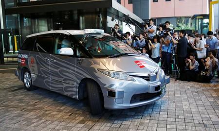 The RoboCar MiniVan in Tokyo
