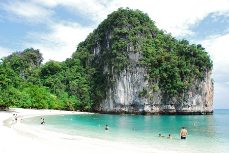 Koh Hong scenery