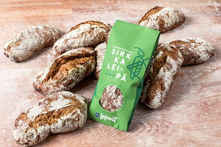 Fazer's 'sirkkaleipä' cricket bread