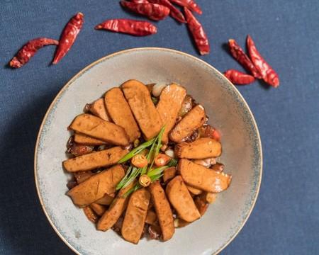 Smoked pork at Hunan Slurp