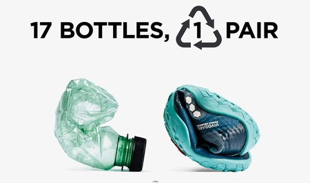 VIVOBAREFOOT's newest line diverts 17 plastic bottles from landfills with each shoe made