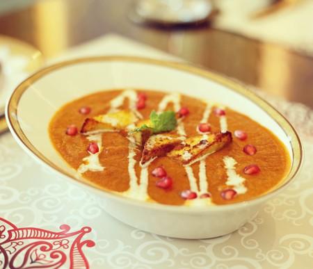 Paneer curry at Mewar