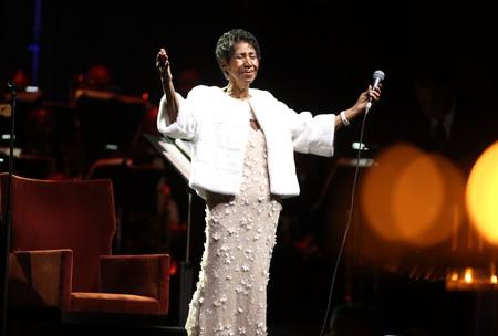 Aretha Franklin was a soul legend