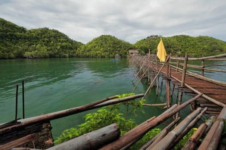 Latasan and Tinagong Dagat islands