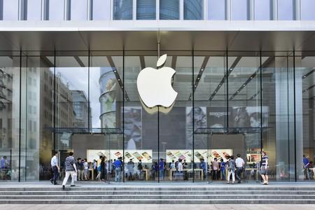 Apple Store in East Nanjing Road, Shanghai