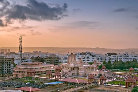 Shree Swaminarayan Mandir, Ambe Gaon, Pune, India