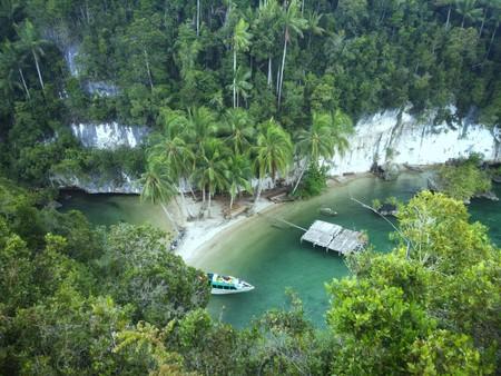 Kabui Bai, West Papua, Indonesia