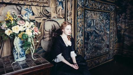 Emma Stone in 'The Favourite'