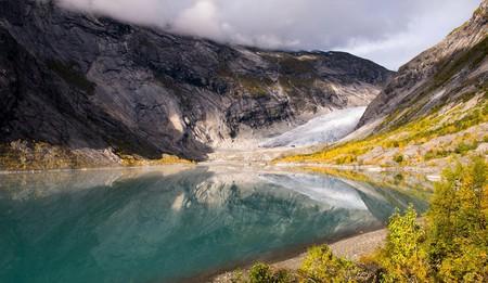 Nigardsbreen, part of the Jostedalsbreen National Park