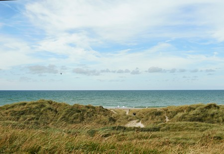 West Jutland brims with wide sandy beaches