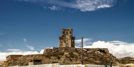Tarifa's Castillo de Santa Catalina