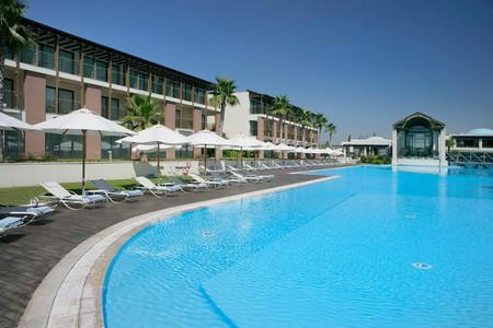 Aquarella Pool at Nikopolis Hotel, Thessaloniki