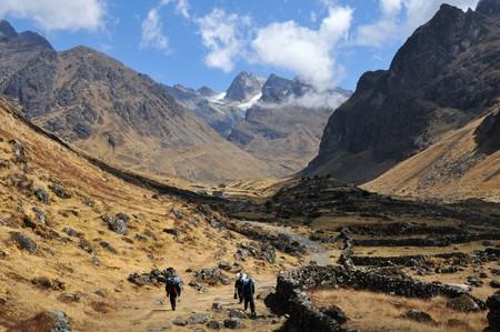Hiking in Bolivia