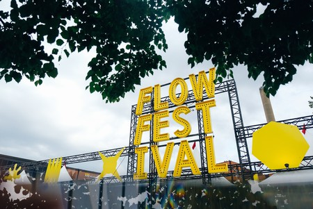 Flow Festival is one of the coolest festivals in Europe