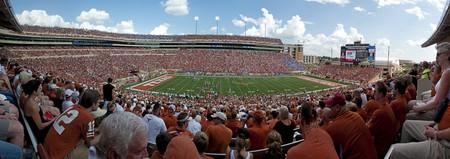 Darrell K Royal-Texas Memorial Stadium is the ninth-largest stadium in the world