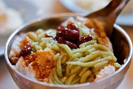 Malacca's popular dessert, Cendol