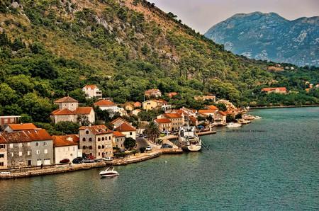 Beautiful Dobrota, Montenegro