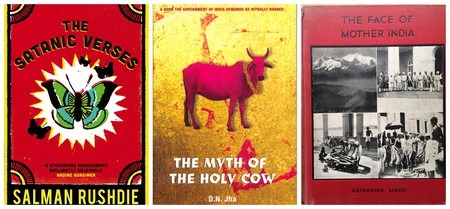 Compilation of book covers