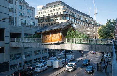 'Bridging Home, London' (2018)