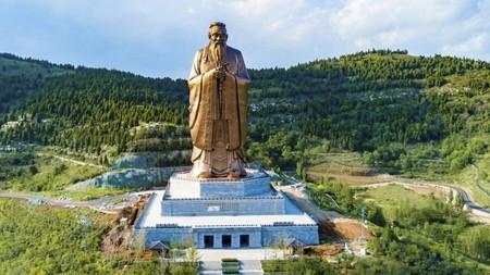 Confucius Statue China
