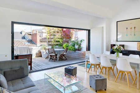 Splendid flat in the heart of the Triangle d'Or