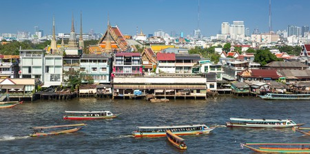 The best hostels in Bangkok combine design, atmosphere and value