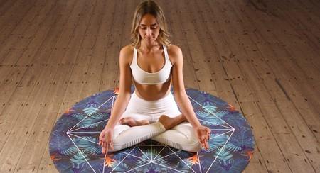 September marks the start of National Yoga Month
