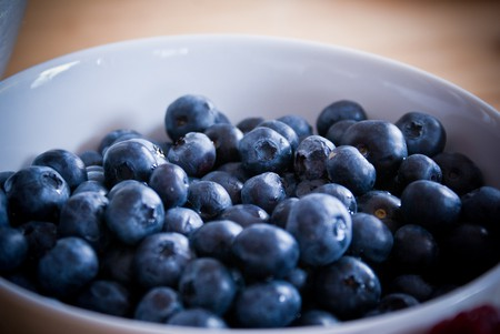 Fresh blueberries © Clemens v. Vogelsang / Flickr