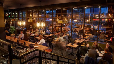 The Hopsters Brewing Company Beer Hall
