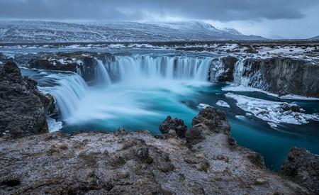 Iceland's dramatic landscape