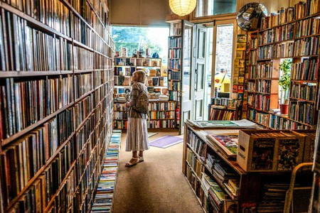 Scotland's City of Literature is home to some beautiful independent bookshops
