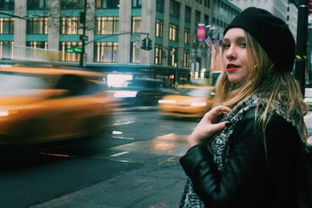 Keep glamour simple on Manhattan's Upper East Side
