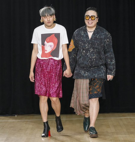 The designers at New York Fashion Week spring/summer 19 September2018